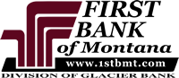 First Bank Montana Logo